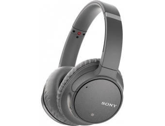 $100 off Sony Wireless Noise Canceling Over-the-Ear Headphones
