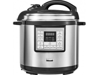 $40 off Bella Pro Series 8-qt. Digital Multi Cooker - Stainless Steel