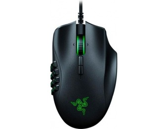 $40 off Razer Naga Trinity Optical Gaming Mouse w/ Chroma Lighting