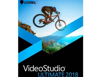 70% off VideoStudio Ultimate 2018 - Windows
