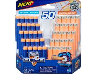 33% off Nerf N-Strike Elite and AccuStrike Refill (50-Pack)