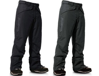 $97 off DaKine Men's Sentry Pants (black or gunmetal)