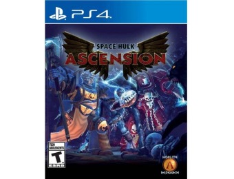 83% off Space Hulk Ascension - PlayStation 4