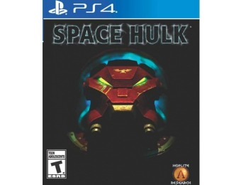 73% off Space Hulk - PlayStation 4