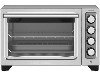 $80 off KitchenAid KCO253CU Convection Toaster/Pizza Oven