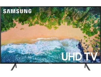 "$500 off Samsung 75"" LED NU6900 Series Smart HDR 4K UHD TV"