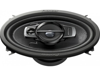 "70% off Pioneer TS-A Series 4"" x 6"" 3-Way Car Speakers (Pair)"