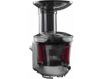 $145 off KitchenAid Juicer and Sauce Attachment for Stand Mixers