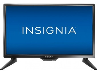 "$20 off Insignia NS-19D310NA19 19"" LED 720p HDTV"