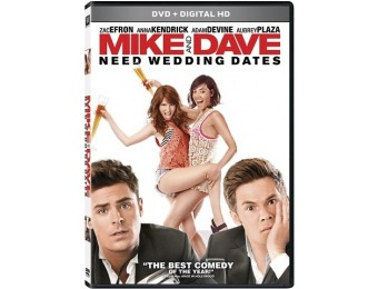 73% off Mike & Dave Need Wedding Dates (DVD)