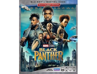 72% off Black Panther (Blu-ray)