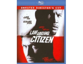 62% off Law Abiding Citizen (Blu-ray) 2 Discs