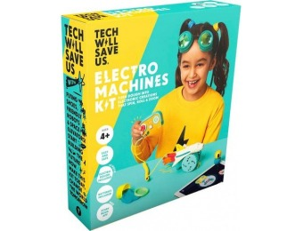 64% off Tech Will Save Us - Electro Machines Kit