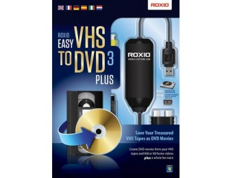 43% off Easy VHS to DVD 3 Plus - Windows