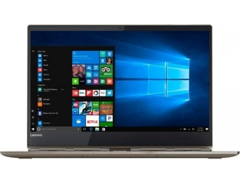 "$400 off Lenovo Yoga 920 2-in-1 13.9"" Touch-Screen Laptop"