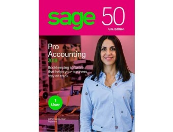 50% off 50 Pro Accounting 2019 (1-User) - Windows
