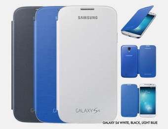 $65 off Samsung Flip Covers for Galaxy S3, S4, & Note 2