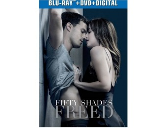 83% off Fifty Shades Freed (Blu-Ray)