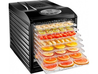 55% off CHEFMAN 9-Tray Food Dehydrator
