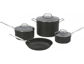 $50 off Cuisinart Chef's Classic 7-Piece Cookware Set