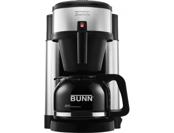 $60 off BUNN Velocity Brew 10-Cup Coffee Maker - Stainless-Steel