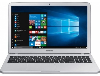 "$150 off Samsung Notebook 5 15.6"" Laptop - Ryzen 5, 8GB, 1TB"