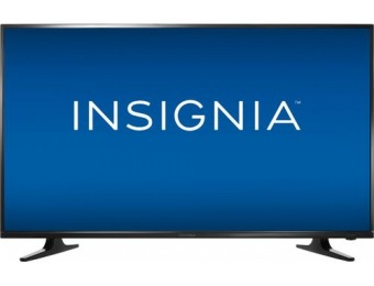 "$50 off Insignia 40"" LED 1080p HDTV"