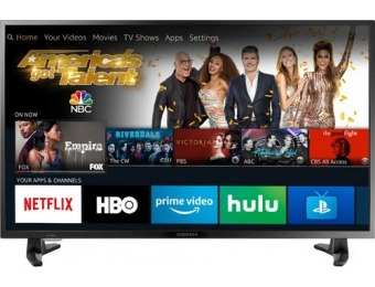"$80 off Insignia 39"" LED 1080p Smart HDTV – Fire TV Edition"