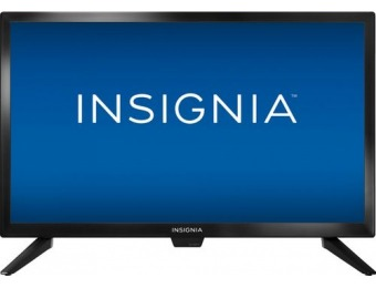 "$70 off Insignia 22"" LED 1080p HDTV"