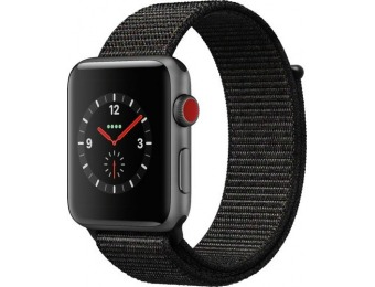 $70 off Apple Watch Series 3 (GPS + Cellular) 42mm