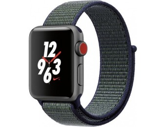 $71 off Apple Watch Nike+ Series 3 (GPS + Cellular) 38mm