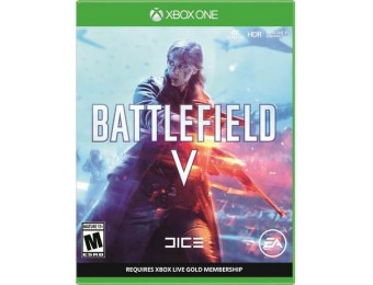 50% off Battlefield V - Xbox One