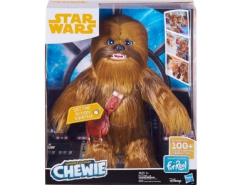 65% off Disney Star Wars Ultimate Co-Pilot Chewie