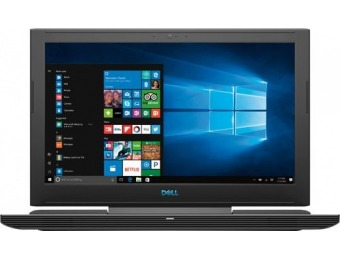 "$280 off Dell G7 15.6"" Laptop - Core i7, 16GB, GeForce GTX 1060, SSD"