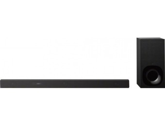 $200 off Sony 3.1 Ch Hi-Res Sound Bar with Wireless Subwoofer