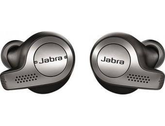 $60 off Jabra Elite 65t True Wireless Earbud Headphones