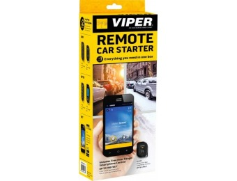 $100 off Viper DS4+ Remote Start System