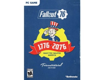 50% off Fallout 76 Tricentennial Edition - Windows