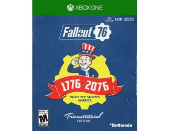50% off Fallout 76 Tricentennial Edition - Xbox One