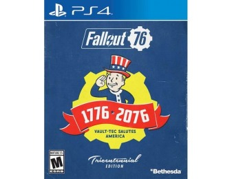 50% off Fallout 76 Tricentennial Edition - PlayStation 4
