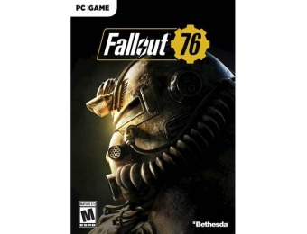 58% off Fallout 76 - Windows