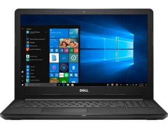 "$150 off Dell Inspiron 15.6"" Touch-Screen Laptop - Intel, 8GB, SSD"