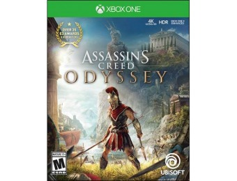 $40 off Assassin's Creed Odyssey - Xbox One