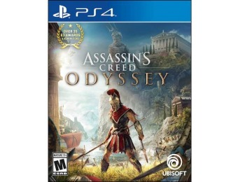 $40 off Assassin's Creed Odyssey - PlayStation 4