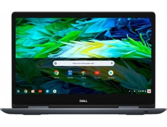 "$150 off Dell Inspiron 2-in-1 14"" Touch-Screen Chromebook"