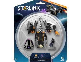 50% off Ubisoft Starlink: Battle for Atlas - Nadir Starship Pack
