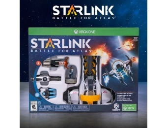 73% off Starlink: Battle for Atlas Starter Pack - Xbox One