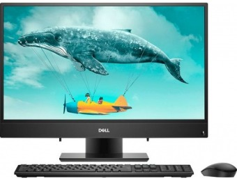 "$250 off Dell Inspiron 23.8"" Touch-Screen All-In-One - Intel Core i5"