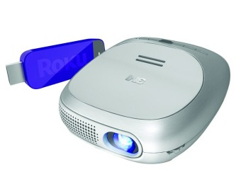 $150 off 3M Streaming Projector Powered by Roku (SPR1000)