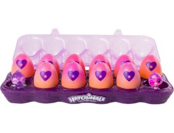 58% off Hatchimals CollEGGtibles 12-Pack Egg Carton